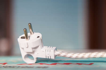electric iron cable plug
