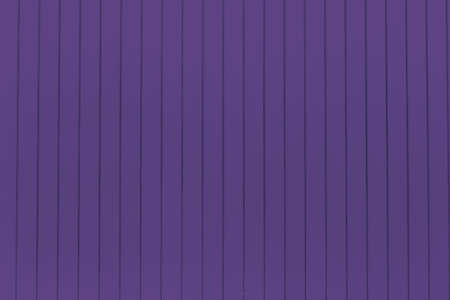 texture of the plating of the exterior in colors of the year 2018 Ultra Violet pantone. Stock Photo
