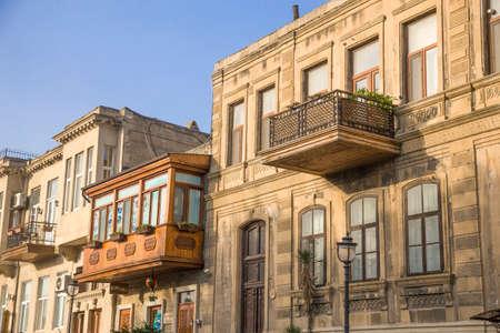 Icheri Sheher is Bakus Old Town, the original city.