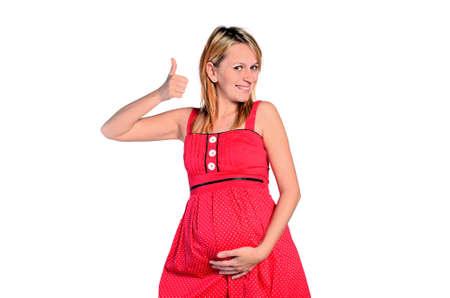 coincidir: aislado joven embarazada est� de acuerdo