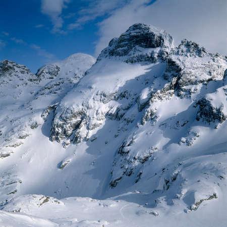 balkans: Rila mountain, Zlia zub Peak, Bulgaria, Balkans
