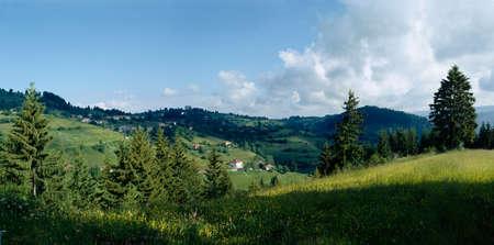balkans: Gela, a small village near Smolyan, Bulgaria, Balkans