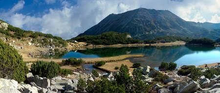 travelled: Todorin peak and ridge, Muratovo lake, Pirin mountain, Bulgaria