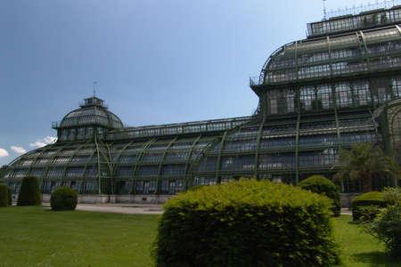 botanical gardens: Botanical Gardens in Vienna
