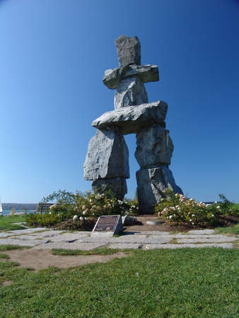 inuit: Inuit monument in Vancouver