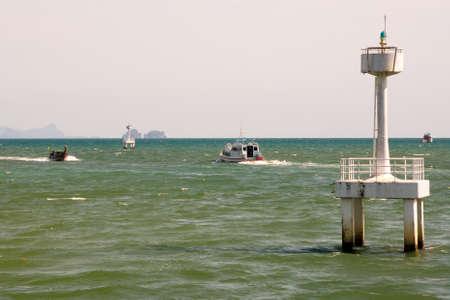 buoy: Navaid buoy