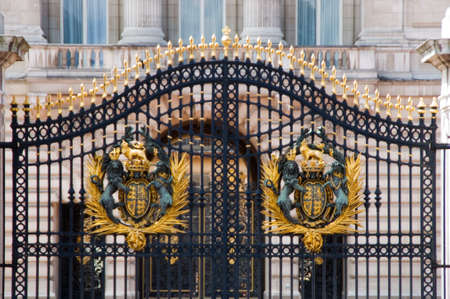iron gate of the palace beckingham