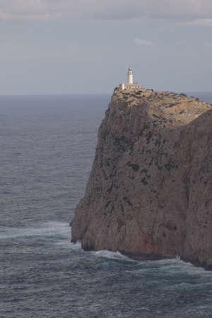 mallorca: Mallorca Formentor Lighthouse Cliffs