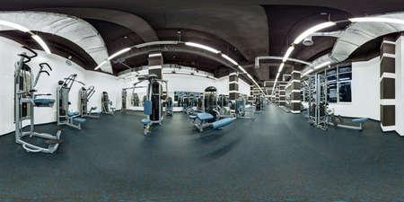 Spherical panorama 360