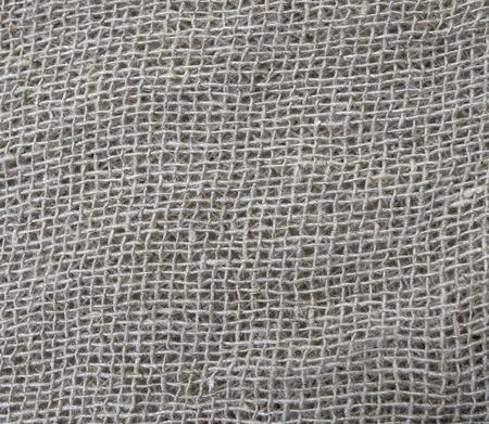 Sackcloth background wrinkled surface