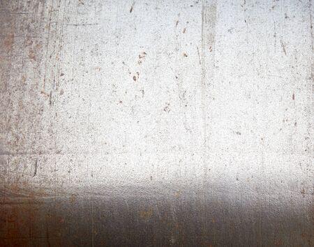 Grunge iron plate. Industrial metal background.background, scratched metal texture Standard-Bild - 134721353