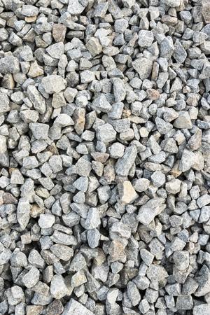 vertical orientation: Background of stone rubble large fraction gray vertical orientation