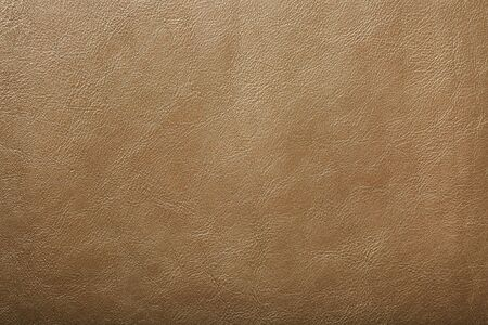 Leather texture beige as an abstract background, beautiful pattern texture Full screen, top view
