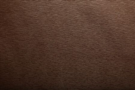 Brown skin texture close up as background. In full screen. The material for the manufacture of leather goods 免版税图像