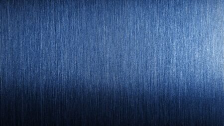 The texture of the blue metal with the luster of reflection. Full screen texture 版權商用圖片