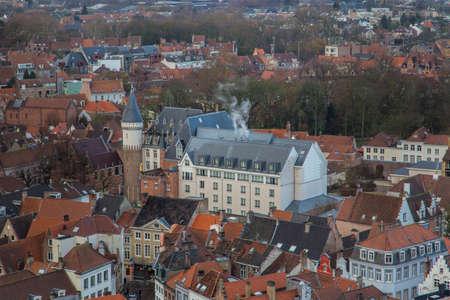 January vacation in Brugge, Belgium. 2019.