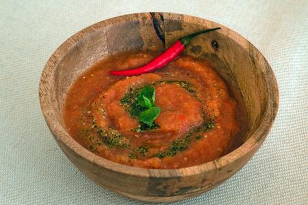 gazpacho: the gazpacho