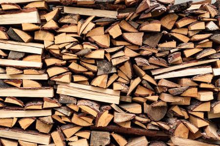 Стек деревянной стены абстрактного фона Фото со стока - 75451283