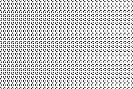 Seamless vector pattern polkadot line Vettoriali