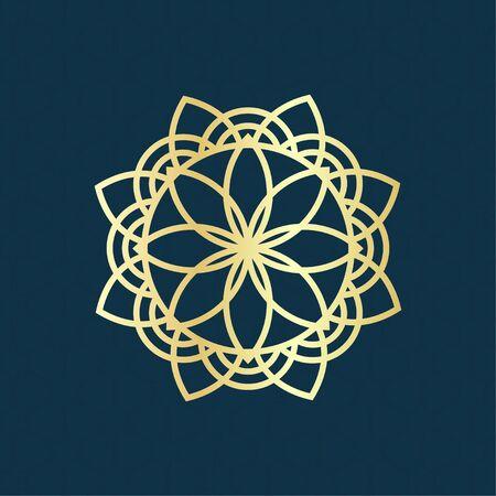 Islamic ornaments pattern vector illustration
