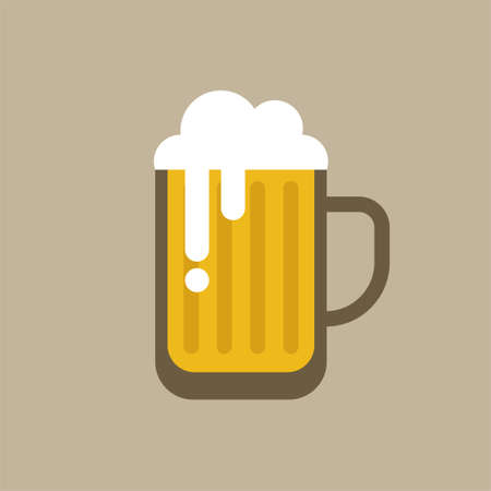 Beer icon vector design illustration
