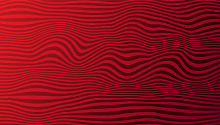 Abstract zigzag diagonal wave pattern background vector Ilustração