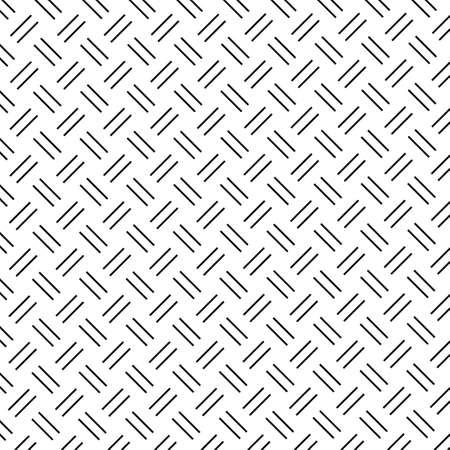 Cross line design pattern. Vector Illustration