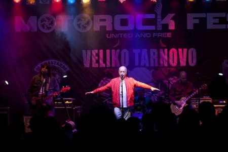 veliko: VELIKO TARNOVO, BULGARIA - JUNE 1: Signal rock band performs a show at Motorock festival Veliko Tarnovo 2012, on June 1, 2012 in Veliko Tarnovo, Bulgaria.
