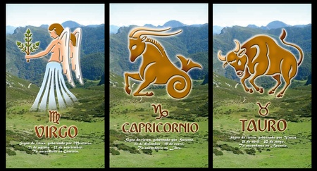 virgo: signo del zodiaco de la tierra