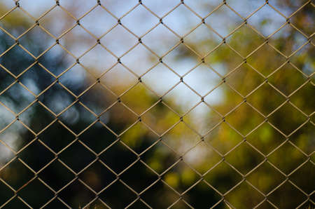 chainlink: mesh Stock Photo