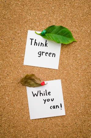 tu puedes: Tonc verde mientras puedes Ecologista movimiento
