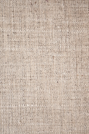 linen fabric: Brown canvas texture