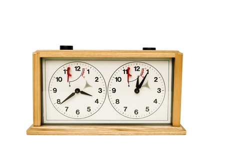 Chess clock  photo