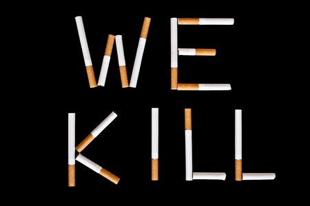 Stop smoking Stock Photo - 10877983