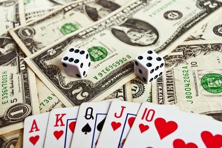 bad luck: Poker - bad luck