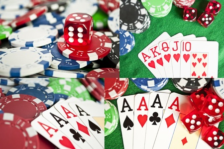 Poker collection photo