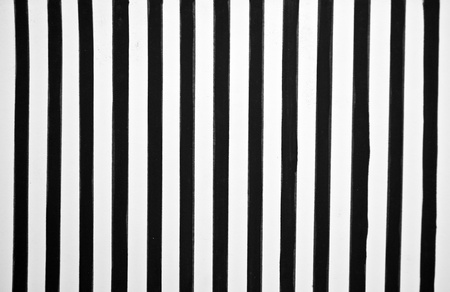 Black and white stripes photo