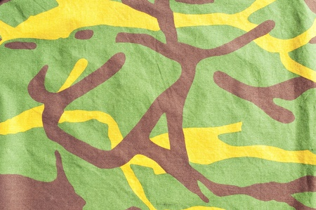 guerrilla warfare: Army camouflage colors background or texture