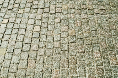 Cobblestone photo