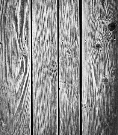 Wood background in black and white Stock Photo - 11677890