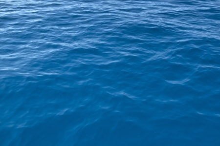 surface: Surface of ocean water