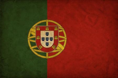 Portugal grunge flag Stock Photo - 12646960