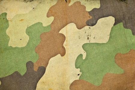 backgrounds grungy dots: Retro camouflage army background  Stock Photo