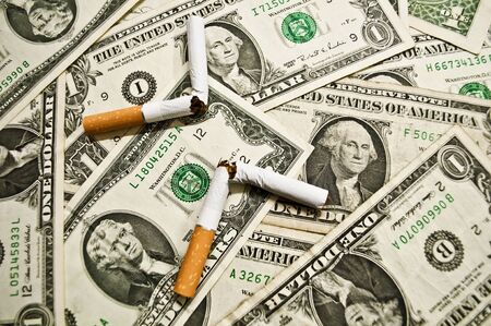 Quit smoking Stock Photo - 12990112
