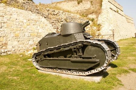 WW 2 German tank