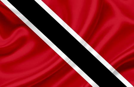 trinidad and tobago: Trinidad and Tobago waving flag