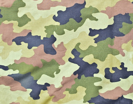 Army textire background Stock Photo