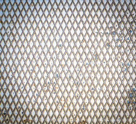 Metal plate texture photo