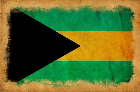 bahamas celebration: Bahamas grunge background Stock Photo