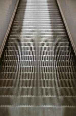 Escalator staircase  photo